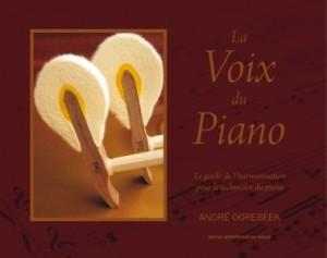 Couverture La Voix du Piano